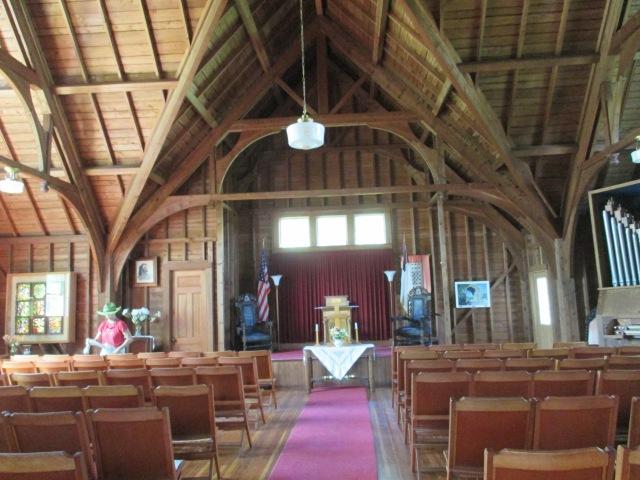 Church, Cranberry Island, ME