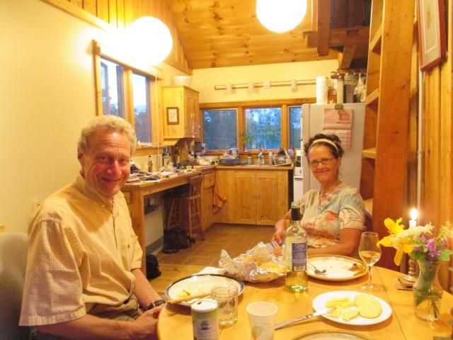 Alan and Liz